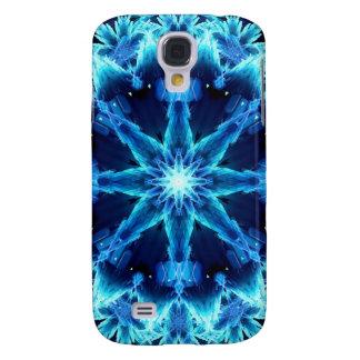 Ice Crystal Light Mandala