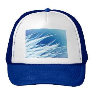 Ice Crystal Shards Trucker Hat
