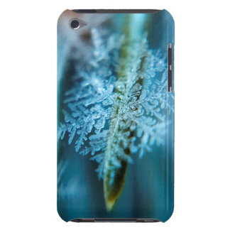 Ice Crystal,  Wintertime, Snow, Nature Barely There iPod Case