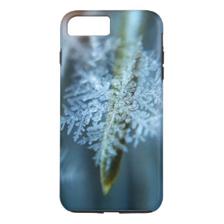 Ice Crystal,  Wintertime, Snow, Nature iPhone 8 Plus/7 Plus Case