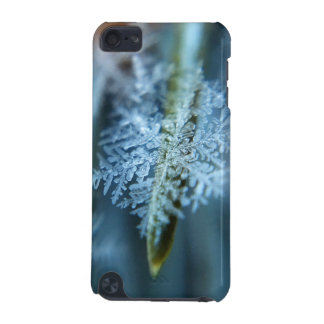 Ice Crystal,  Wintertime, Snow, Nature iPod Touch 5G Case