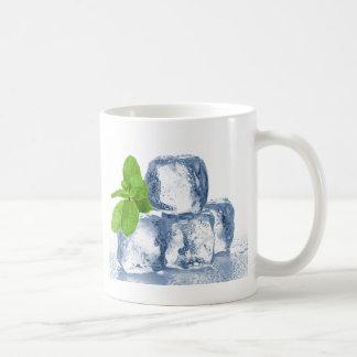 Ice cube cool yourself mug