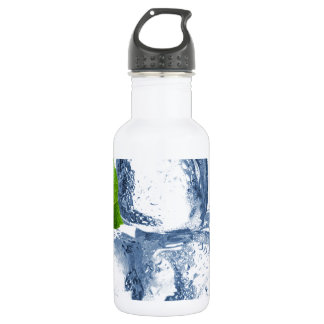 Ice cube cool yourself 18oz water bottle