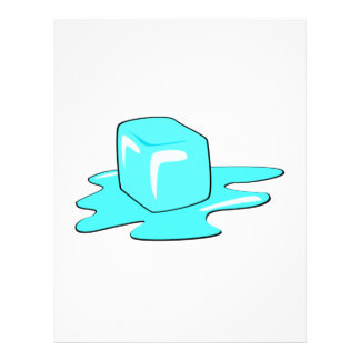 Ice Cube Personalized Letterhead