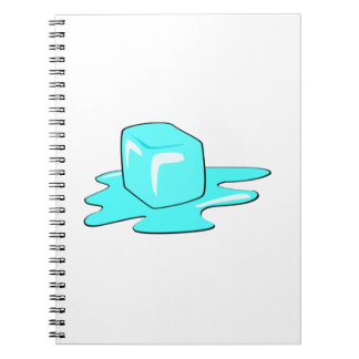 Ice Cube Note Book