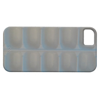 Ice cube tray. case for the iPhone 5