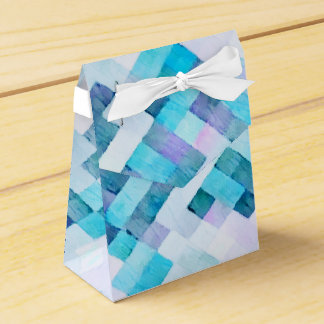 Ice Cubes Wedding Favor Boxes