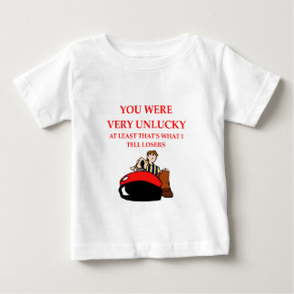 ice curling baby T-Shirt