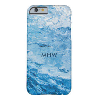"""Ice"" custom monogram phone cases"