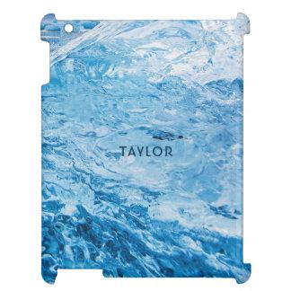 """""""Ice"""" custom name device cases iPad Case"""