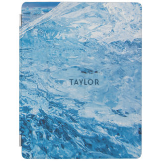 """Ice"" custom name device covers iPad Cover"
