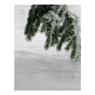 Ice Dip Customized Letterhead