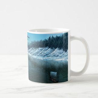 Ice Dragon Coffee Mug