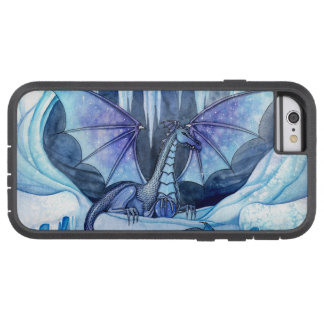 Ice Dragon Mystical Fantasy Art Artwork Dragons Tough Xtreme iPhone 6 Case
