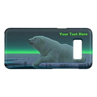 Ice Edge Polar Bear Case-Mate Samsung Galaxy S8 Case
