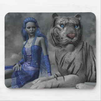 Ice Faerie Mouse Pad