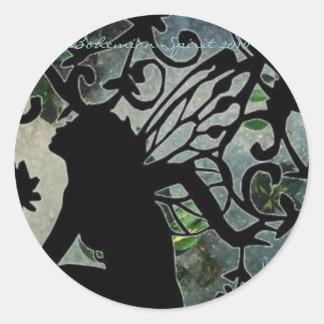 Ice Fairy Stickers Bohemian Spirit 2010