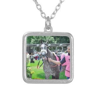 Ice Festival Silver Plated Necklace