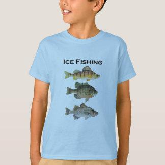 Ice Fishing Panfish T-Shirt