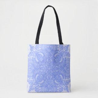Ice Fleury Tote Bag