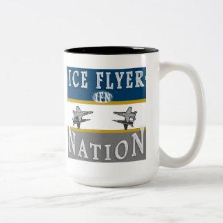 Ice Flyer Nation Mug