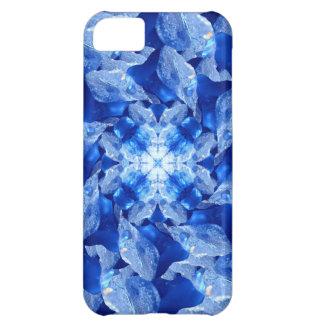Ice Formation Mandala iPhone 5C Cover
