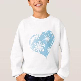 Ice Heart Sweatshirt