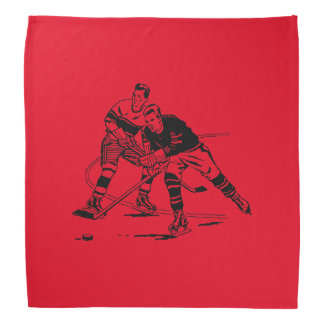 Ice hockey bandana
