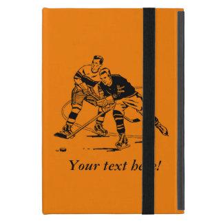 Ice hockey cover for iPad mini