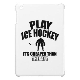 Ice hockey design case for the iPad mini