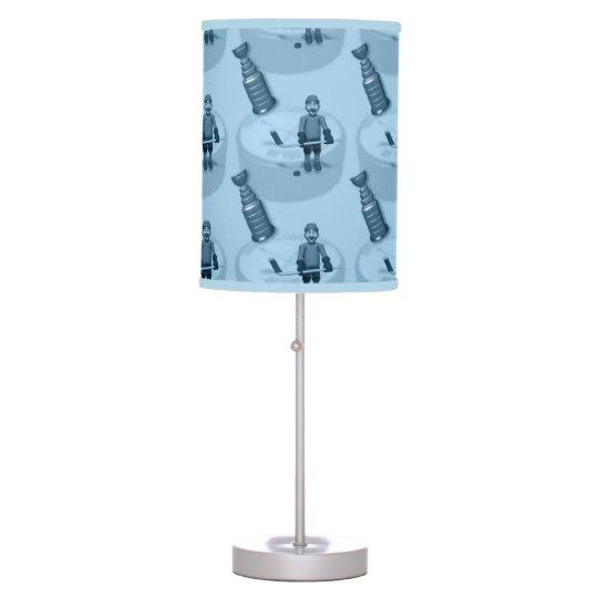 Ice Hockey Desk Lamps