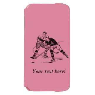 Ice hockey incipio watson™ iPhone 6 wallet case