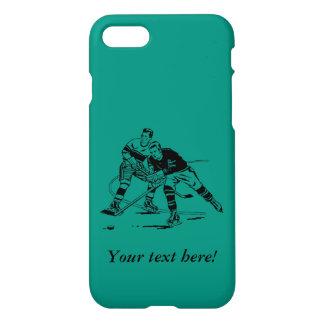Ice hockey iPhone 7 case