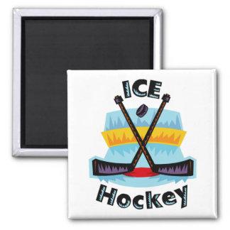 Ice Hockey Magnets
