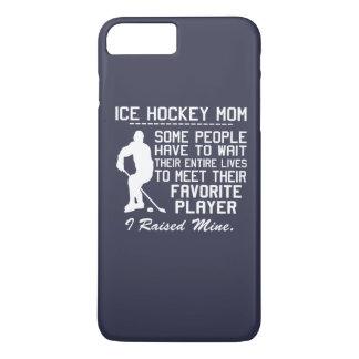 ICE HOCKEY MOM iPhone 7 PLUS CASE