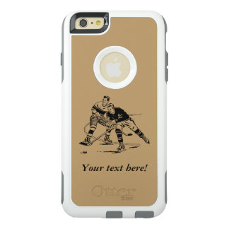 Ice hockey OtterBox iPhone 6/6s plus case