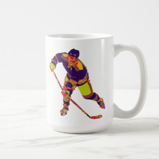 Ice Hockey Player(Multi-Colour), Personalized Mug