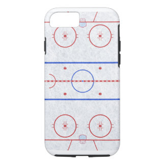 Ice Hockey Rink iPhone 7 Case