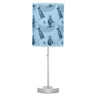 Ice Hockey Table Lamp