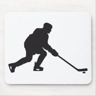 ice hockey tapis de souris