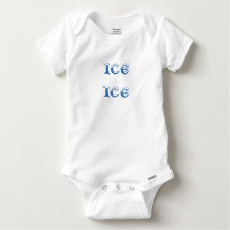 Ice Ice Baby Baby Onesie