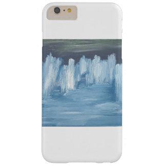 Ice in Alaska phone case