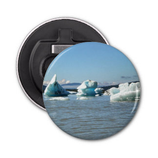 Ice in the Lake Bottle Opener