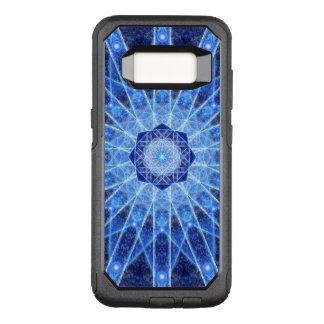 Ice Lotus Mandala OtterBox Commuter Samsung Galaxy S8 Case
