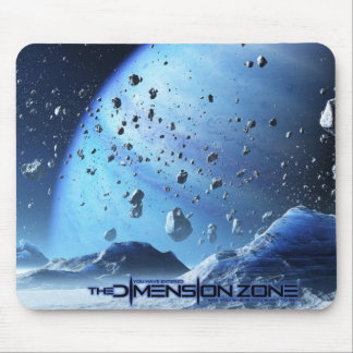 Ice Moon Mouse Pad