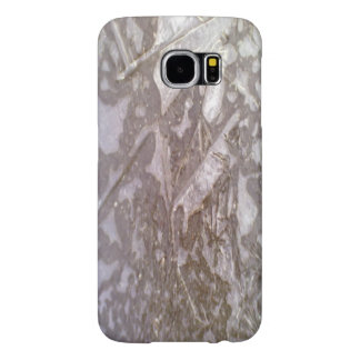 Ice on the ground samsung galaxy s6 cases