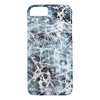 Ice Particles Fractal iPhone 7 Case