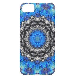 Ice Petals Mandala iPhone 5C Cover
