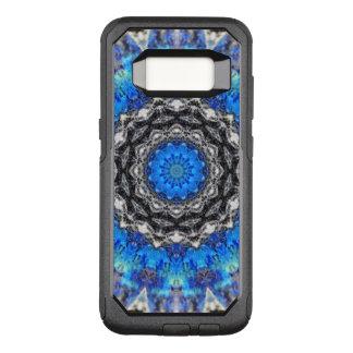 Ice Petals Mandala OtterBox Commuter Samsung Galaxy S8 Case