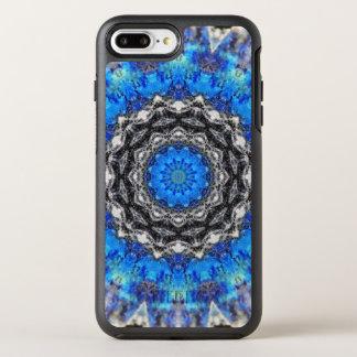 Ice Petals Mandala OtterBox Symmetry iPhone 7 Plus Case